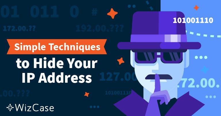 Πώς να Κρύψετε την ΙΡ Διεύθυνσή σας και να Γίνετε Ανώνυμος