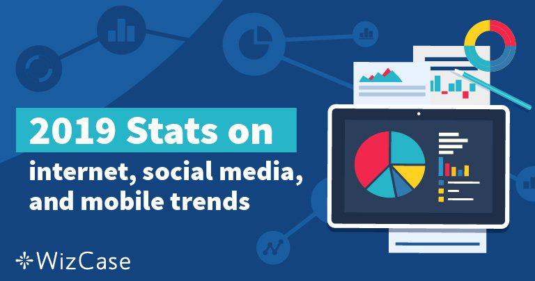 23 Εκπληκτικά Στατιστικά Στοιχεία για το Διαδίκτυο και τα Μέσα Κοινωνικής Δικτύωσης το 2020