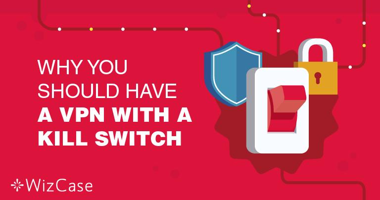 Γιατί είναι σημαντικό να έχετε διακόπτη λειτουργίας VPN;