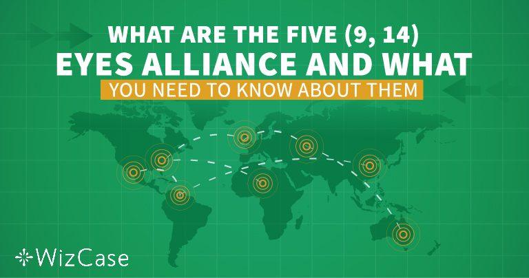 Καταλάβετε την Συμμαχία Five, Nine και 14 Eyes Πριν Επιλέξετε οποιοδήποτε VPN!