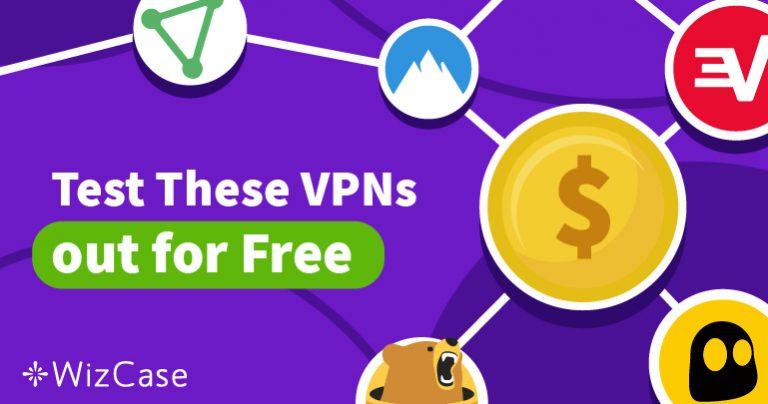 Δοκιμάστε τα 5 Καλύτερα VPN χωρίς Κανένα Ρίσκο με Δωρεάν Δοκιμαστική Περίοδο το 2019 Wizcase
