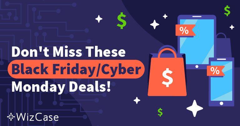 Οι Καλύτερες Προσφορές VPN για την Black Friday και την Cyber Monday το 2020