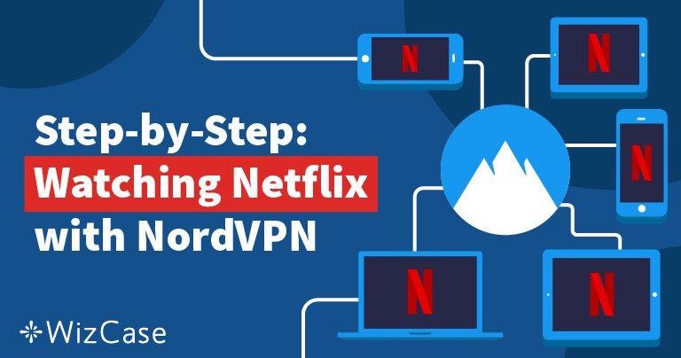 Δοκιμάστηκε το 2021: Η NordVPN Λειτουργεί με το Netflix ΗΠΑ και άλλα