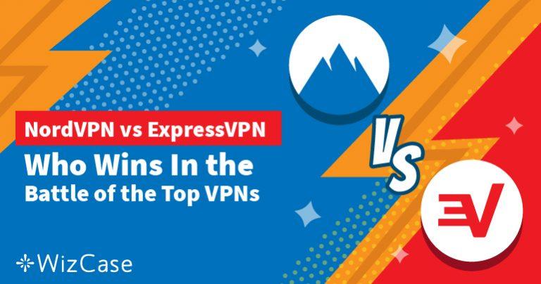 ExpressVPN εναντίον NordVPN, Αξιολόγηση 2021: Οι Νεότερες Δοκιμές!