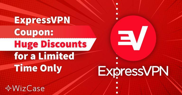 Έγκυρο Κουπόνι της ExpressVPN για το 2020: Αποκτήστε 49% έκπτωση Σήμερα!