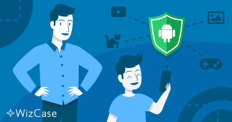 Οι Καλύτερες Εφαρμογές Γονικού Ελέγχου για Android – Δοκιμασμένες Μάιος 2021