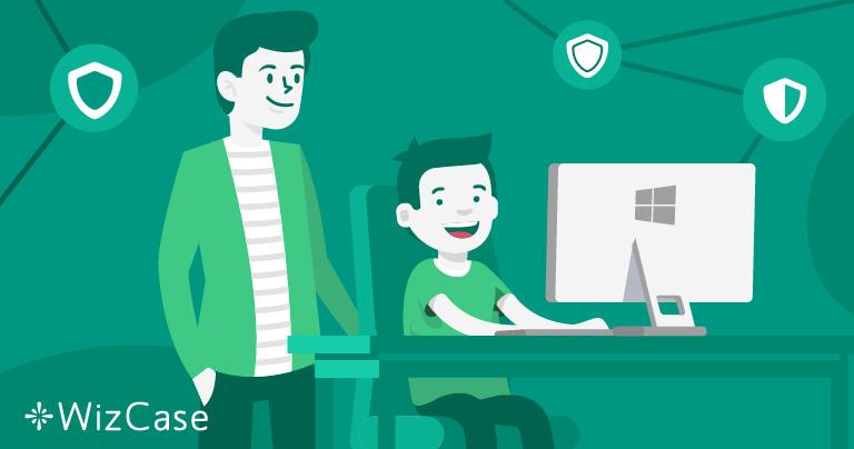 Τα 5 Καλύτερα Λογισμικά Γονικού Ελέγχου για Windows για το 2021