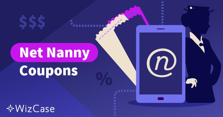 Ενεργά Κουπόνια Net Nanny Οκτώβριος 2021: Εξοικονομήστε έως 30% Σήμερα