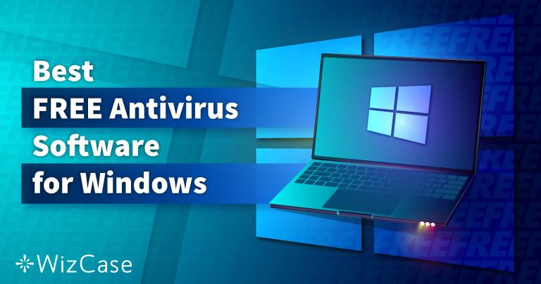 Τα 6 Καλύτερα ΔΩΡΕΑΝ Antivirus για Windows (Δοκιμασμένα το 2021)
